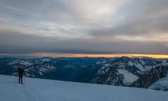 Sortida Gouters (faltimiras) Tags: france montblanc grand mullets gouter dome bosson alpinism alpinismo alpinisme glaciar glacier midi aguille sunrise refugi refuge chamonix