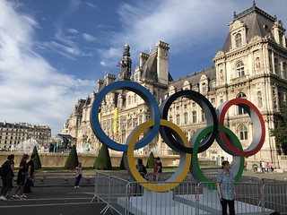 Paris preparing for 2024 Summer Olympics