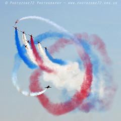 0520 Tornado (photozone72) Tags: aviation airshows aircraft airshow yeovilton yeoviltonairday canon canon100400f4556lii canon7dmk2 7dmk2 raf rafat redarrows reds redwhiteblue smoke