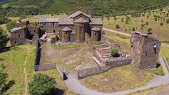 Monastery (Santini1972) Tags: drone aerialphotography girona catalunya phantom monastery religion