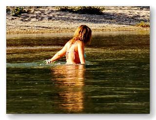 Walking......Nestos river......Makedonia......Greece