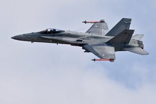 Finnish F18 Hornet