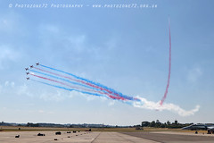 9384 Goose (photozone72) Tags: aviation airshows aircraft airshow canon canon80d canon24105f4l 80d yeovilton yeoviltonairday raf redarrows reds redwhiteblue rafat