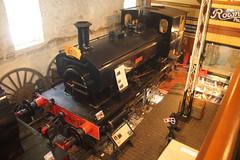 2258-KW-01072018-1 (RailwayScene) Tags: andrewbarclay 2258 ingrow keighley kwvr worthvalley