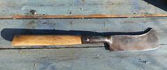 Billhook (ART NAHPRO) Tags: billhook bill hook vintage rustic handle sussex