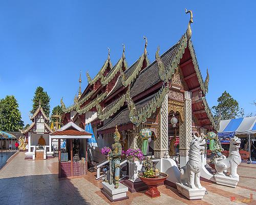 Wat Phra That Doi Kham Phra Wihan (DTHCM2353) วัดพระธาตุดอยคำ พระวิหาร