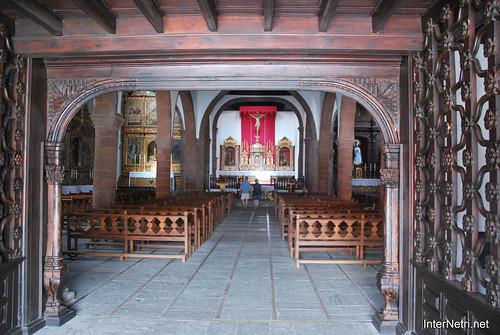 Церква Iglesia De La Asunción, Сан Себастіан де Ла Гомера, Канарські острови  InterNetri  1223