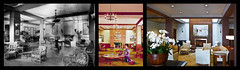 photo - Living Room, Halekulani Hotel Then & Now (Jassy-50) Tags: photo halekulanihotel livingroom mainbuilding thennow waikikibeach waikiki honolulu oahu hawaii interiordesign interiordecor collage triyptych
