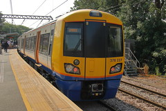 378227 (Rob390029) Tags: london overground class 378 378227 gospel oak