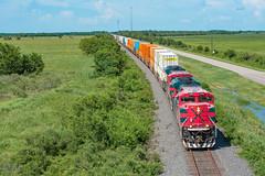 Angleton TX (DAL3294 (Ryan N.)) Tags: ferromex railfan sd70ace