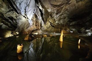 Belianska cave (Belianska jaskyna), Slovakia