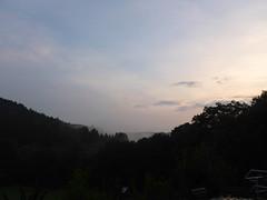 Sonnenuntergang im Helenental (3) (judyx21) Tags: himmel sonnenuntergang helenental