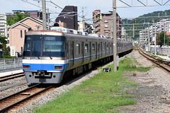 Fukuoka City Subway 24, Chikuzen-Maebaru (Chikuki Line) (Howard_Pulling) Tags: fukuoka metro japan kyushu