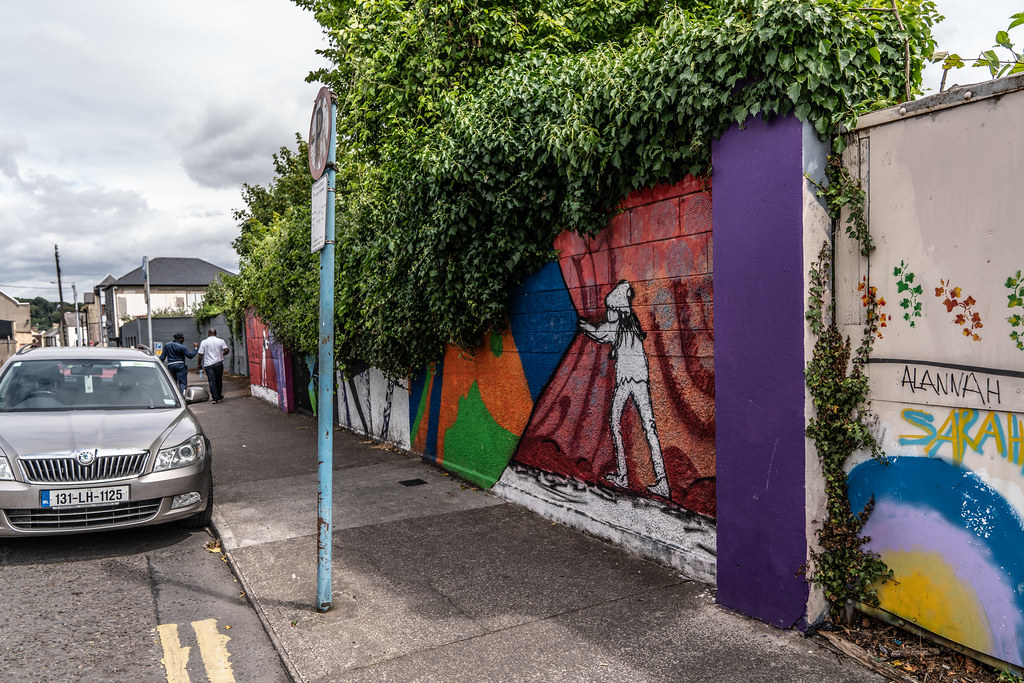 EXAMPLES OF STREET ART [URBAN CULTURE IN WATERFORD CITY]-142266