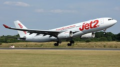 G-VYGL (AnDyMHoLdEn) Tags: jet2 a330 egcc airport manchester manchesterairport 23l