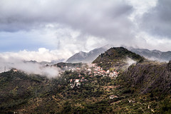 Landscape, Crotia (pas le matin) Tags: village world travel voyage croatia croatie hrvatska landscape paysage hill colline montagne moutain sky ciel clouds nuages canon 7d canon7d canoneos7d eos7d