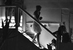 520 (Eleni Maitou) Tags: bnw nikon streetphotography nightshot stairs nightlife greece naxos summer