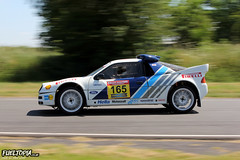 Ford RS200 (165) (Nigel Mummery) (tbtstt) Tags: 6r4net track day 2018 curborough sprint course circuit car cars ford rs200 165 nigel mummery a45tas a45 tas