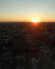 Sunset from the Sky Garden (John Steedman) Tags: skygarden london uk unitedkingdom england イングランド 英格兰 greatbritain grandebretagne grossbritannien 大不列顛島 グレートブリテン島 英國 イギリス ロンドン 伦敦 walkietalkie sunset sonnenuntergang coucherdesoleil puestadelsol