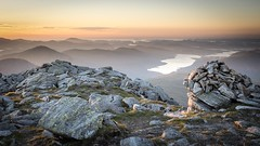 An Cliseam (alancowper) Tags: omd landscape scotland isleofharris ancliseam clisham microfourthirds sunset harris hillwalking em1 olympus corbett outerhebrides olympus12100mmf40 m43