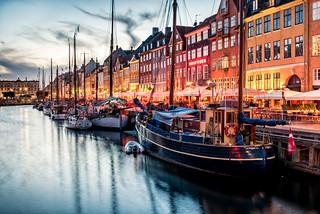 Copenhagen; Nyhavn