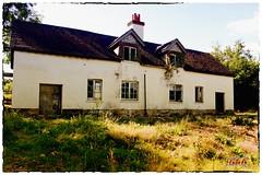 Outside abandoned farm house (psychosteve-2) Tags: outside abandoned farm house old caterham field spooky
