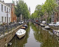 Amsterdam Canal (DASEye) Tags: davidadamson daseye olympus amsterdam canal canals holland thenetherlands