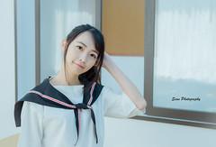 DSCF4618 (john0908heart1) Tags: sean fuji 人像 外拍 portrait sean拾光印象 制服
