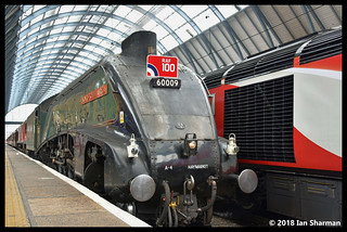 No 60009 Union Of South Africa 10th July 2018 London Kings Cross