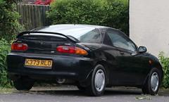 K373 RLO (Nivek.Old.Gold) Tags: 1993 mazda mx3 abs auto 1598cc 16i