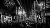 Shinsaibashi Osaka Japan (Gerald Ow) Tags: shinsaibashi 心斎橋 道頓堀 dotonbori namba 大阪市 osaka japan 日本 black white bw monochrome crowded geraldow a7rii a7rmk2 sony ilce7rm2 fe 2470mm f28 gm gmaster shopping dramatic