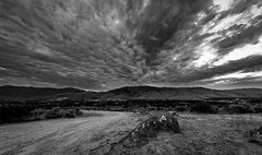 cloudscapes over Carson (Aaron_Smith_Wolfe_Photography) Tags: bw carsoncity sierra nevada mountains sky clouds black white hdr highdynamicrange