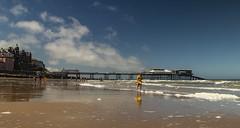 Gem of the Norfolk coast (justindperkins) Tags: uk coast beach norfolk cromer pier