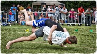 Backhold Wrestling by Alex Michaud & Ryan Ferrey