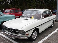 60L (Schwanzus_Longus) Tags: wiesmoor german germany old classic vintage car vehicle sedan saloon audi 60 60l