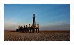 Jetty Landscape (prendergasttony) Tags: pier jetty landscape sand nikond7200 tonyprendergast