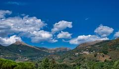 Metato (Marco_968) Tags: cielo sky clouds cirri nubi versilia tuscany toscana italy italia camaiore