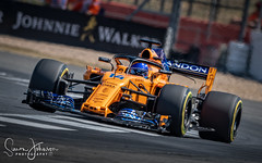 """ The  Future's Bright The Future Is Orange, Right ? "" (simonjohnsonphotography.uk) Tags: pirelli f1 nikon fernandoalonso silverstone nikonmotorsport mclarenf1team simonjohnsonphotography mclaren motorsport motorsportphotography formula1 racing"