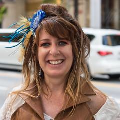 (jwcjr) Tags: 2016dragoncon atlantaga atlantageorgia dragoncon dragoncon2016 pentax people atlanta woman face portrait streetportrait