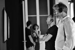 [#cotm2018] Nicola ad Arena - Video and Beyond (Urca) Tags: tin6131 cortona italia 2018 cortonaonthemove cotm2018 andrea nicola jim ritratto portrait nikondigitale tina biancoenero blackandwhite bn bw