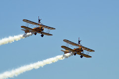 DSC_0664_002 (Gobbledeek) Tags: wales national airshow 2018 air show walesnationalairshow aerosuperbatics wing walkers aerosuperbaticswingwalkers wingwalkers