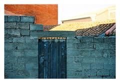 sardinia (william.kimmerle) Tags: sardinia sardegna building urban urbandecay ektar italy cabras color saturation summer door cool hot