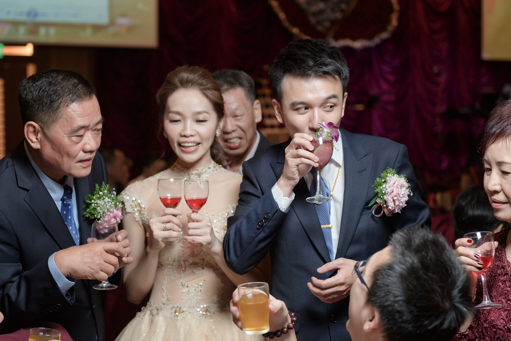 台南婚攝 - 總理大餐廳婚宴!婚禮紀錄-59