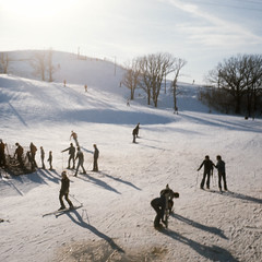 Snow Skiing at Great Bear in Sioux Falls (skua47) Tags: activity nature places scenic siouxfalls snow southdakota unitedstates skiing sports