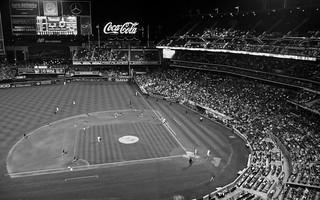 Citi Field 7 24 18 Mets/Padres Mono