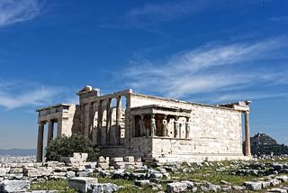 Athens - Erechtheion