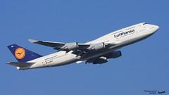 Boeing 747 -430 LUFTHANSA D-ABVU 29492 Francfort février 2016 (Thibaud.S.Photographie) Tags: boeing 747 430 lufthansa dabvu 29492 francfort février 2016