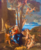 The Rest on the Flight into Egypt (Thomas Hawk) Tags: manhattan met metropolitan metropolitanmuseum museum nyc newyork nicolaspoussin themetropolitanmuseumofart therestontheflightintoegypt usa unitedstates unitedstatesofamerica painting fav10