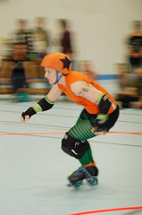209 (Bawdy Czech) Tags: lcrd lava city roller dolls spit fires basin bombers bend or oregon april 2018 skate derby wftda flat track bout