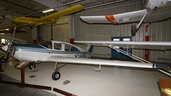Bellanca 14-13-2 Cruisair Senior in Liberal (J.Comstedt) Tags: midamerica museum airplane aviation aircraft aeroplane liberal kansas usa bellanca 1413 14132 cruisair senior n74456 air johnny comstedt